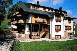 Waldfrieden Naturparkhotel (Herrenschwand)