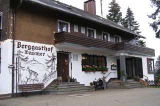 Berggasthaus Wasmer auf dem Feldberg
