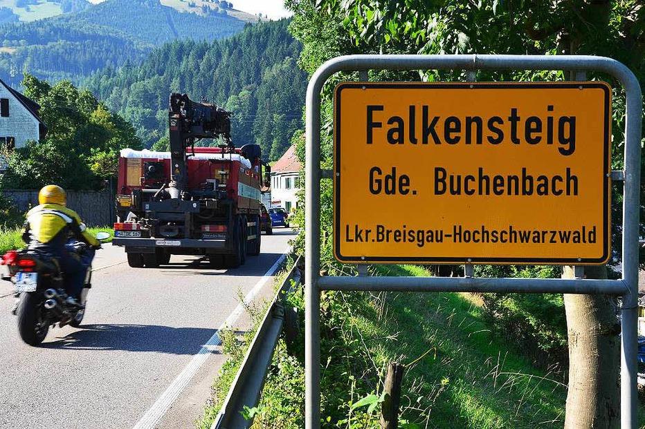Ortsteil Falkensteig - Buchenbach