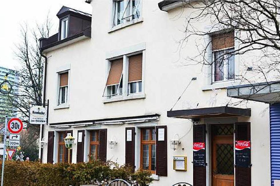 Gasthaus Hirschen (Haslach) - Freiburg