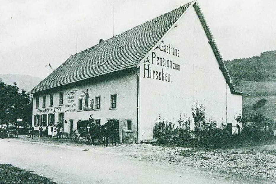 Gasthaus Hirschen (Unteribental) - Buchenbach