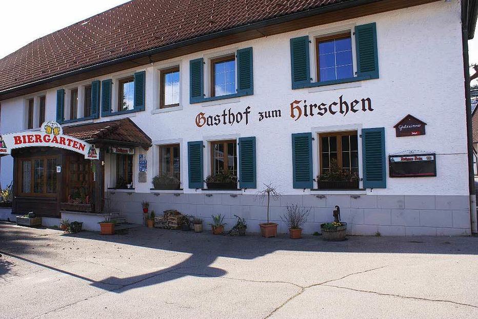 Gasthaus Hirschen (Strittmatt) - G�rwihl