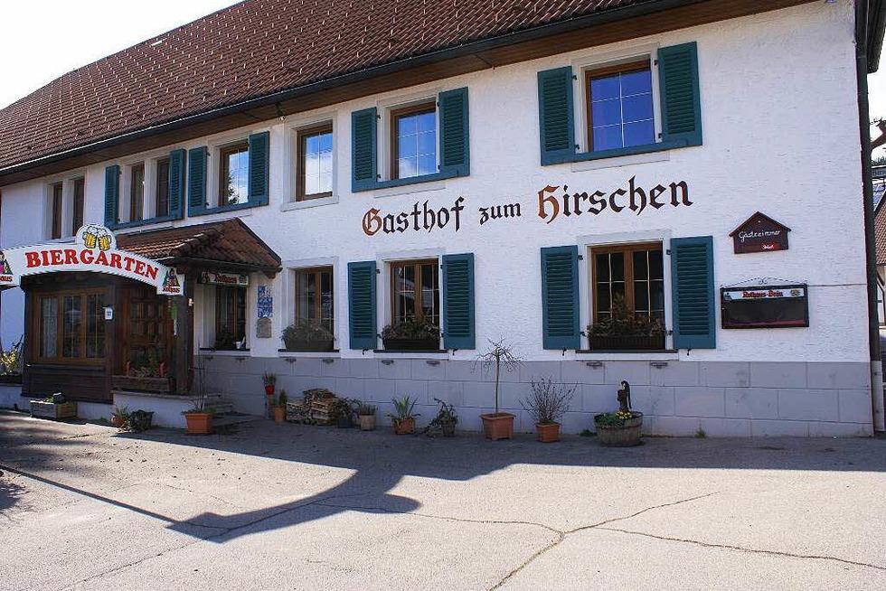 Gasthaus Hirschen (Strittmatt) - Görwihl