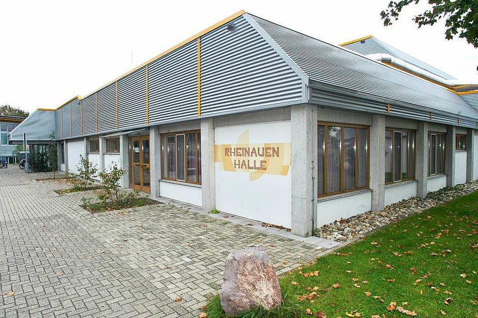 Rheinauenhalle (Ottenheim) - Schwanau
