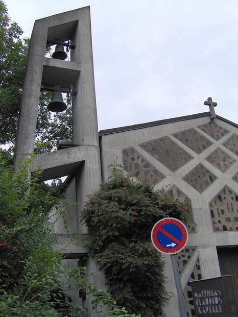 Matthias-Claudius-Kapelle (G�nterstal) - Freiburg