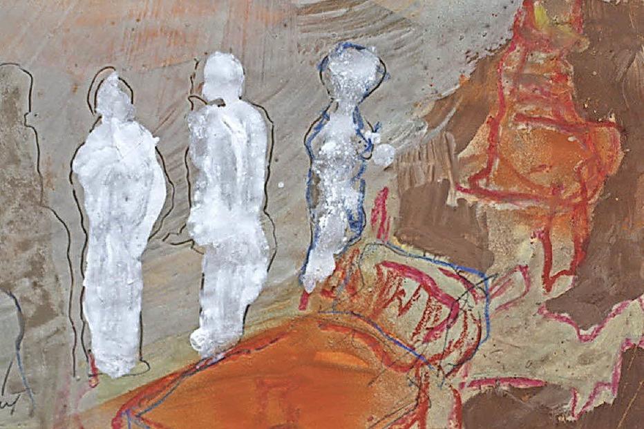werke von rainer braxmaier im badischen kunstforum badische zeitung ticket