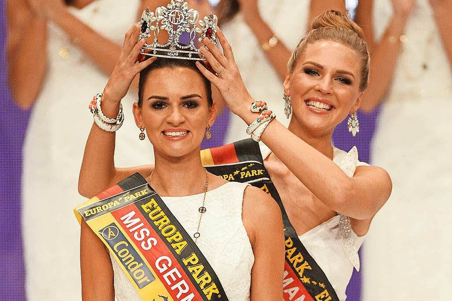 Fotos: Die Wahl der Miss Germany 2016 im Europa-Park Rust
