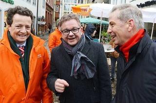 CDU-Politiker feiern Parteigründung vor 70 Jahren