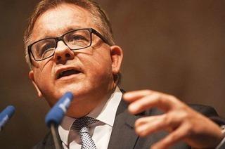 CDU-Mann Wolf: Keine Koalition unter Grünen-Führung