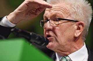 Grüne vor der CDU – und Guido Wolf fährt volles Risiko