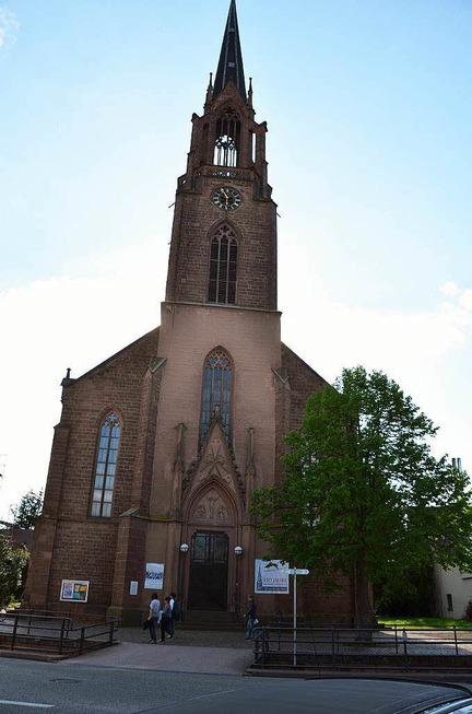 Ev. Kirche Köndringen - Teningen