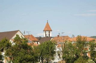 Ev. Kirche Teningen
