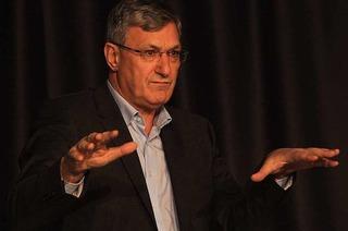Wie war's bei... Bernd Riexinger im BZ-Dialog in Emmendingen?