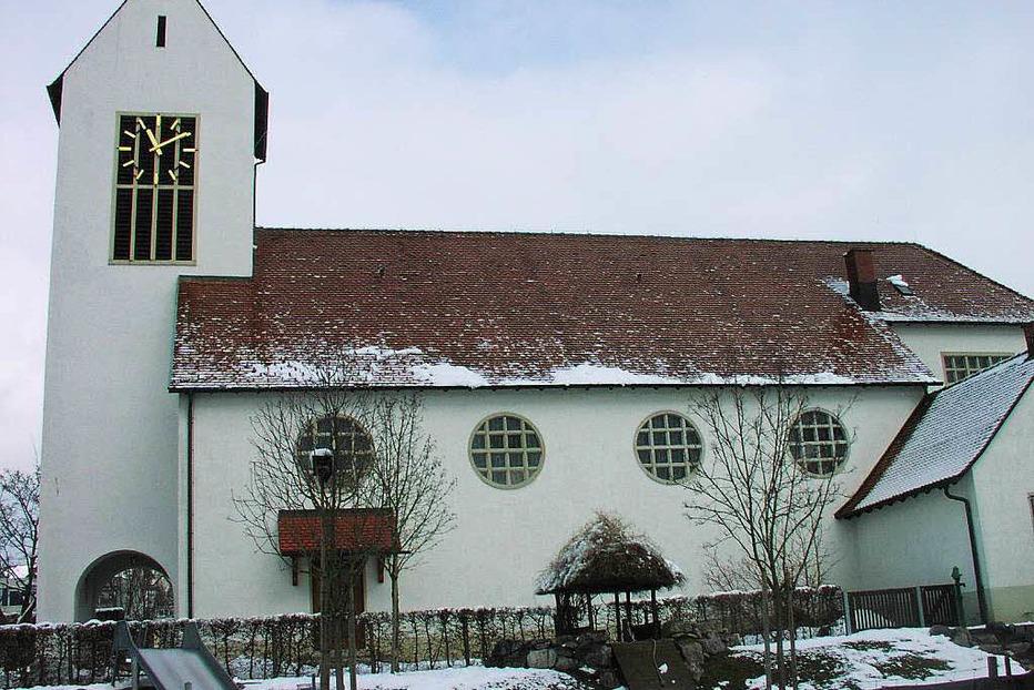Herz-Jesu-Kirche (Niederhof) - Murg