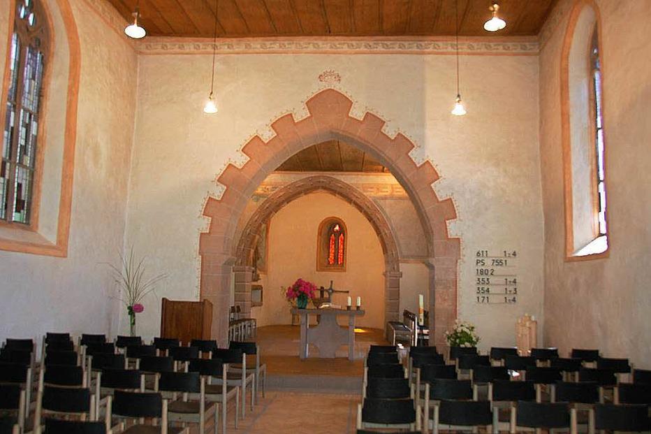 Ev. Kirche (Riedlingen) - Kandern