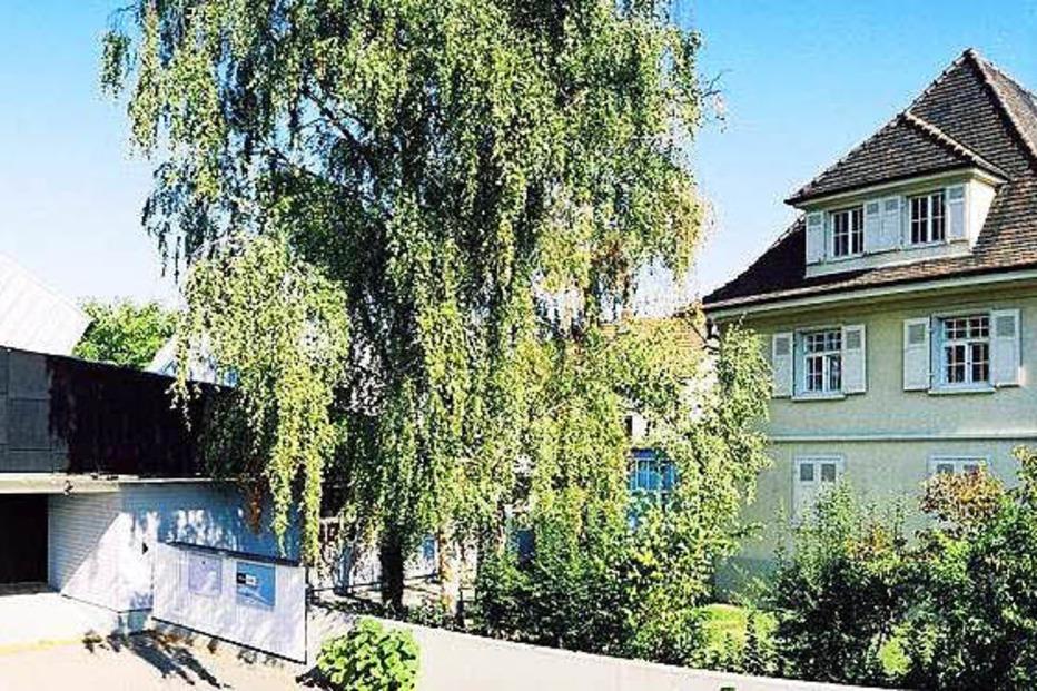 Raumfabrik - Weil am Rhein