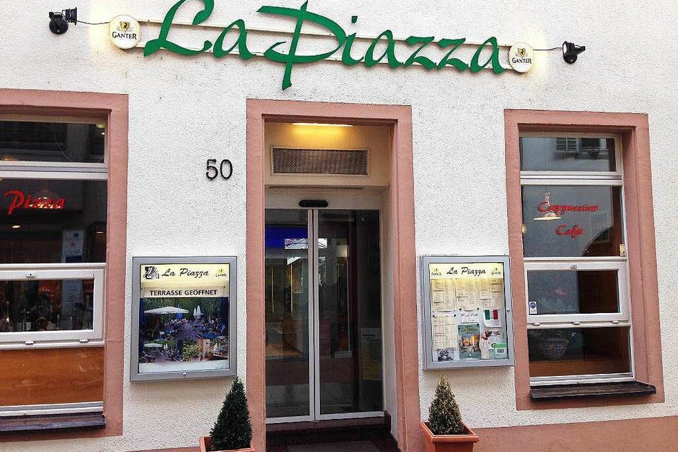 Pizzeria La Piazza - Freiburg