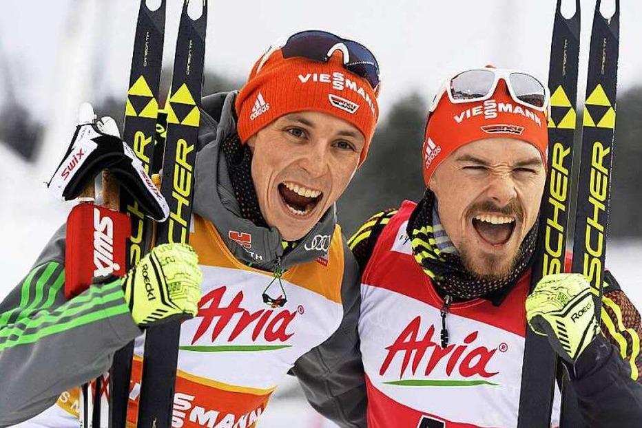 Wintersport Fabian Rießle Die Begeisterung In Schonach Ist
