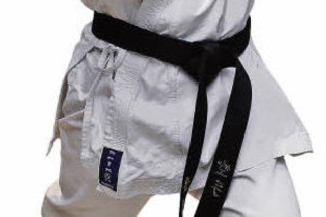 Marion Tonka ist seit 30 Jahren aktiv im Karate-Do Lahr
