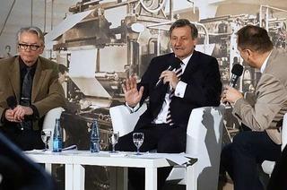 Wie war's bei... Hans-Ulrich Rülke im BZ-Dialog in Freiburg?