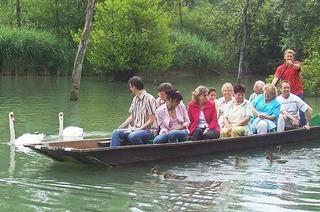Koßmann Bootsfahrten, Taubergießen