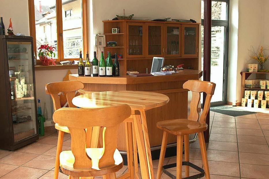 Gutsschänke zum Traubenkeller - Gottenheim