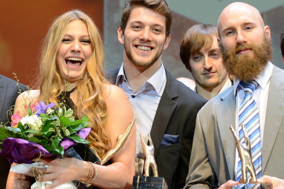 Galanacht des Sports in Freiburg zieht 1000 Gäste an - Badische Zeitung TICKET