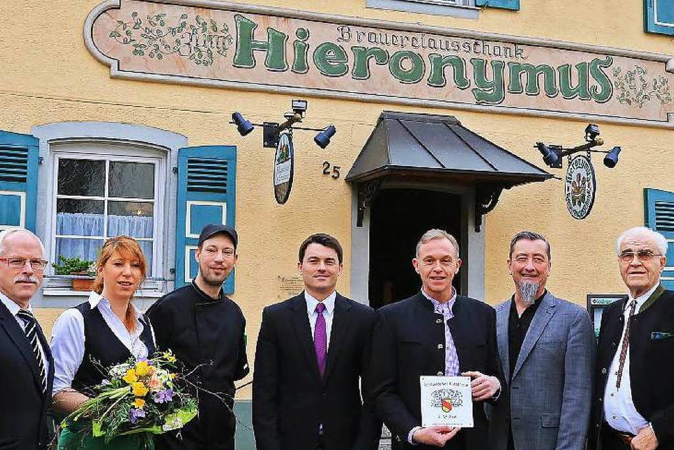 Hieronymus Brauereiausschank - Kippenheim