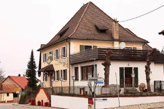 Landgasthof Löwen (Biengen)