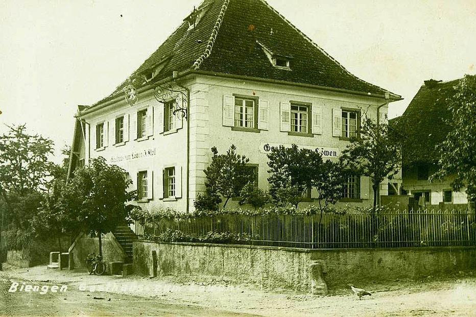 Landgasthof Löwen (Biengen) - Bad Krozingen