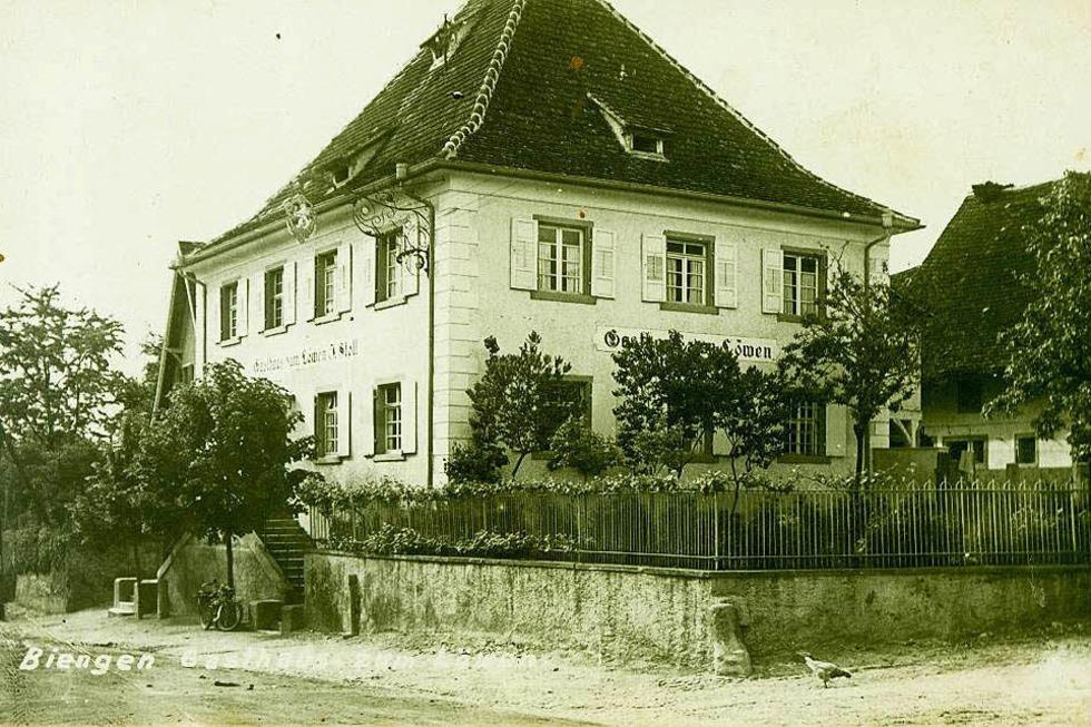 Landgasthof Löwen (Biengen) - Bad Krozingen - Badische
