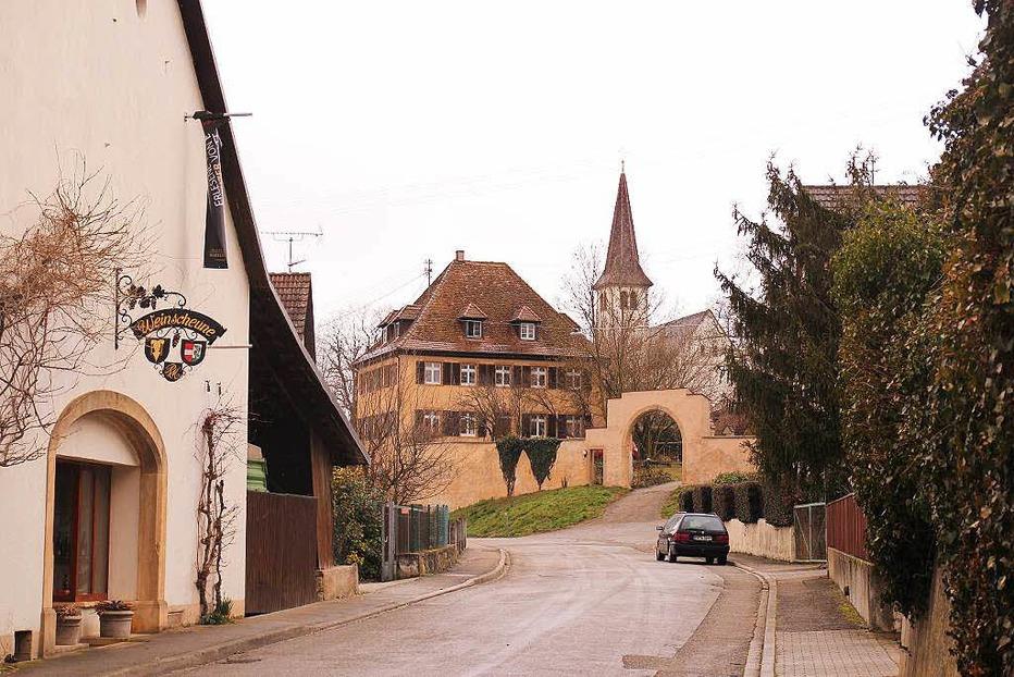 Weinscheune (Biengen) - Bad Krozingen