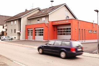 Feuerwehrgerätehaus Biengen