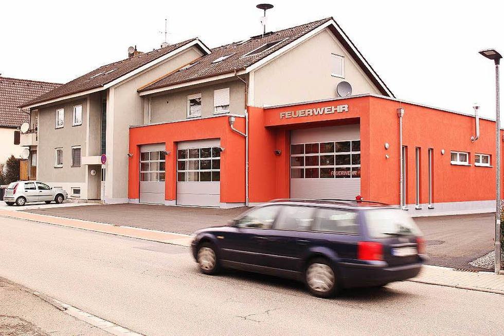 Feuerwehrgerätehaus Biengen - Bad Krozingen