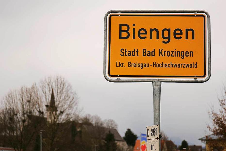 Ortsteil Biengen - Bad Krozingen