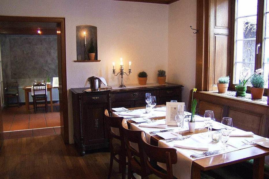 Gasthaus zur Krone (Biengen) - Bad Krozingen