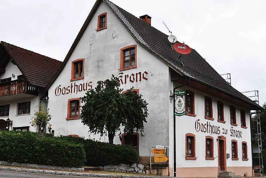 Gasthaus Krone Wiechs - Schopfheim