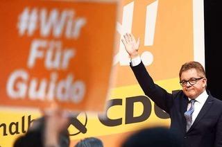 Wie Guido Wolf um seine einzige Chance kämpft