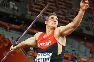 """Speerwerfer-Talent Johannes Vetter: """"Ich bin hei� auf Neues"""""""