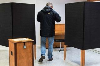AfD schickt 180 Wahlbeobachter in die Wahlkreise Offenburg und Kehl