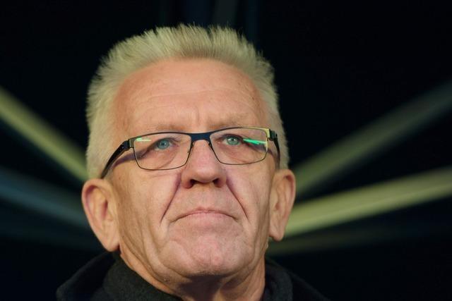 Historische Zäsur: Kretschmann siegt über Wolf, AfD schlägt SPD