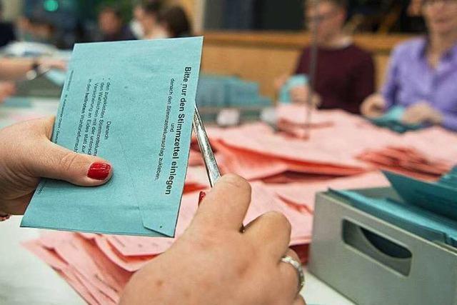 So landeten 1448 Stimmen im falschen Freiburger Wahlkreis