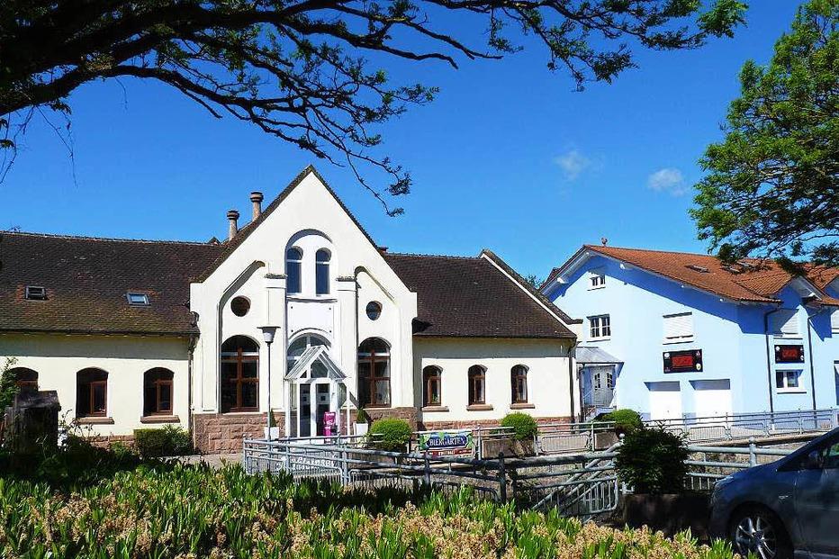 Gasthaus M�hleninsel - Kenzingen