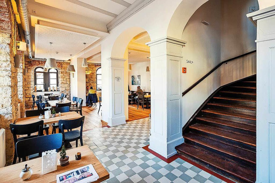 Altes Spital Hotel-Restaurant - M�llheim