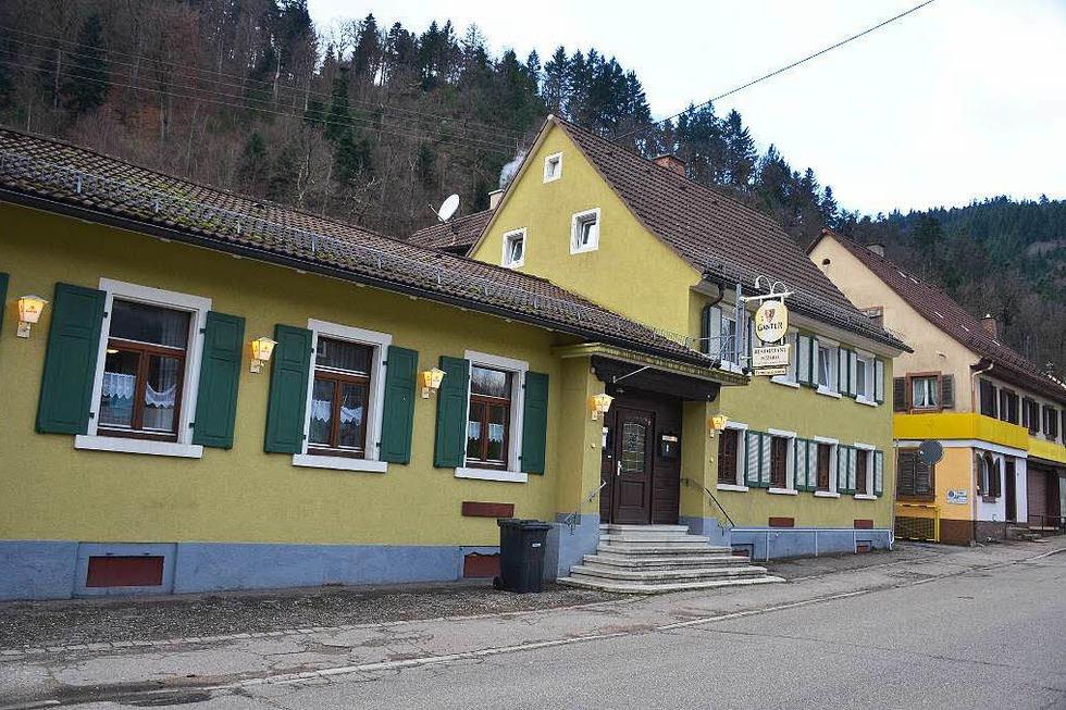 Gasthaus Trudpertstüble (geschlossen) - Münstertal