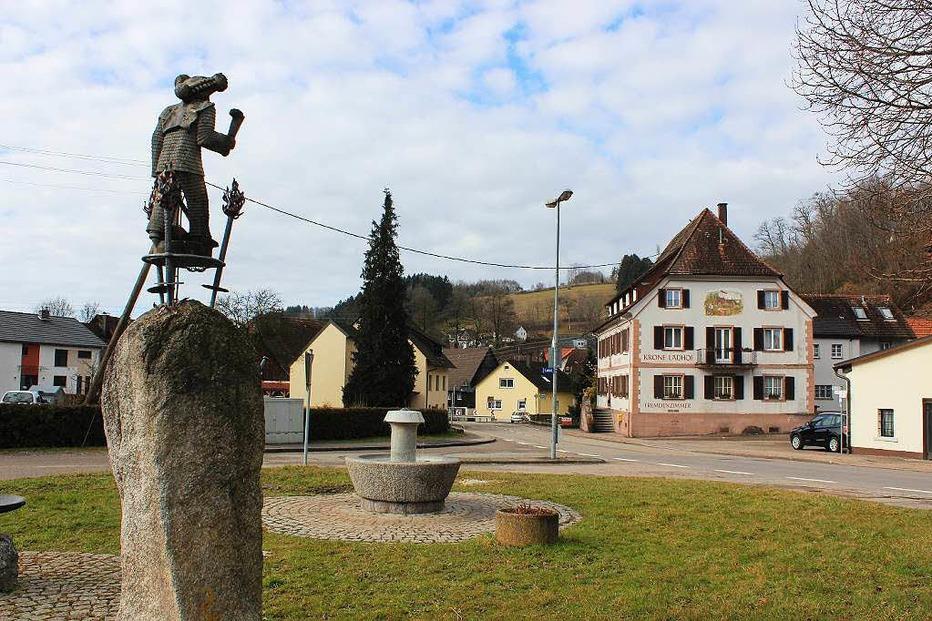 Ortsteil Ladhof (Prechtal) - Elzach