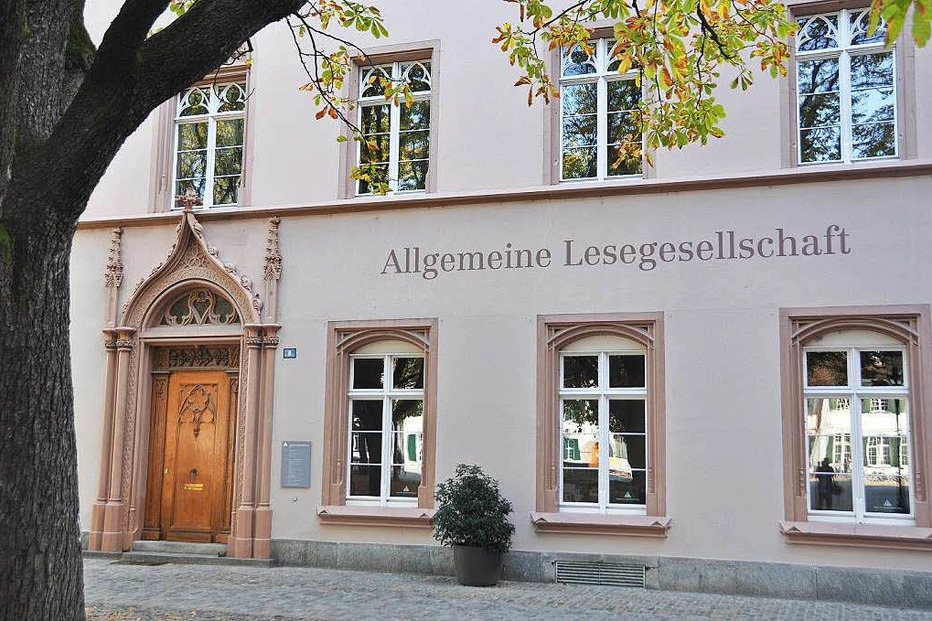 Allgemeine Lesegesellschaft - Basel