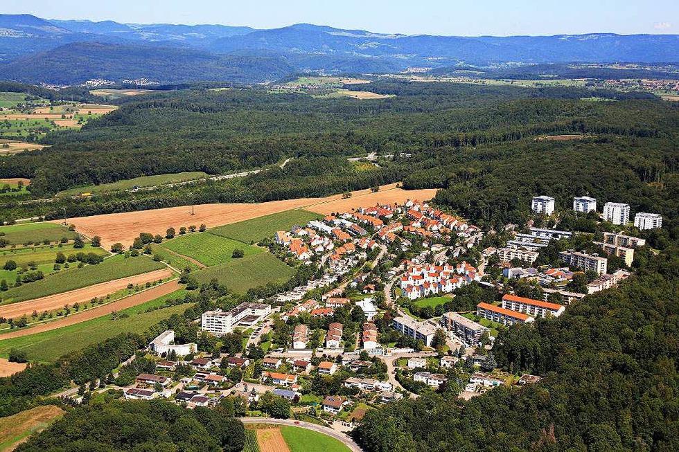 Ortsteil Salzert - Lörrach