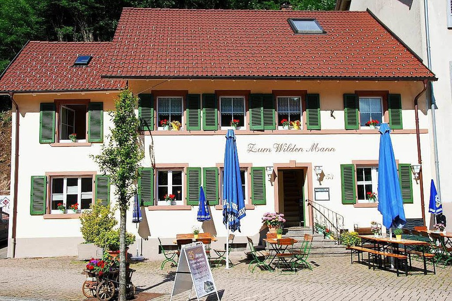 Gasthaus Wilder Mann - Zell im Wiesental