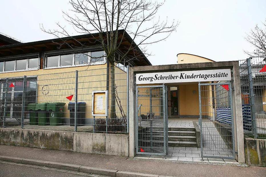 Georg-Schreiber-Kindergarten - Friesenheim